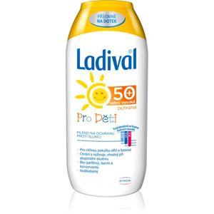 Ladival Kids detské mlieko na opaľovanie SPF 50+ 200 ml