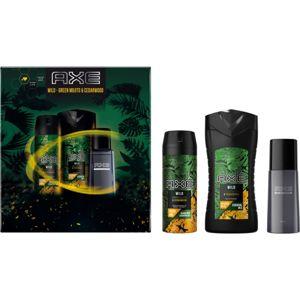 Axe Wild Green Mojito & Cedarwood darčeková sada (na telo)