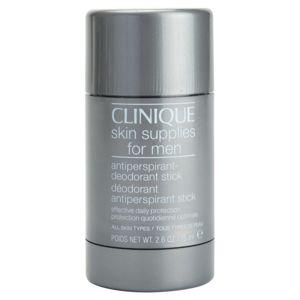 Clinique For Men tuhý dezodorant pre všetky typy pokožky 75 ml